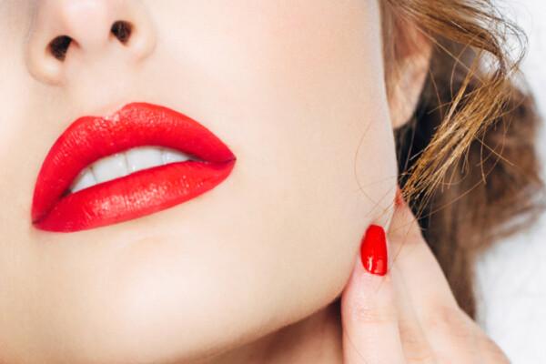 Permanent Make-Up für die Lippen